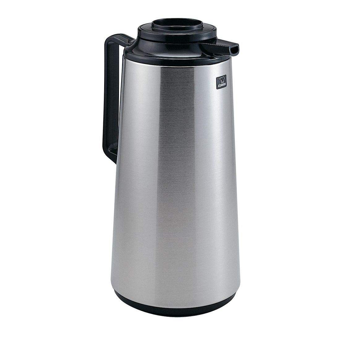 Zojirushi Brushed Stainless Steel Brew Thru Lid Thermal Carafe, 64 Ounce