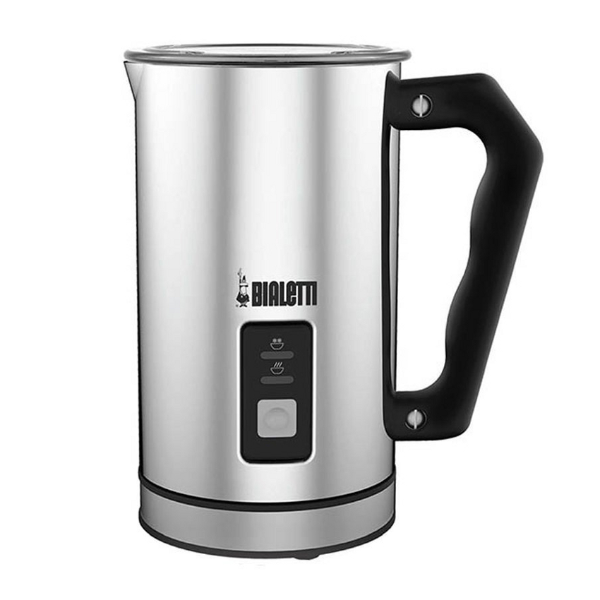 Bialetti Stainless Steel 8.1 Ounce Electric Milk Frother