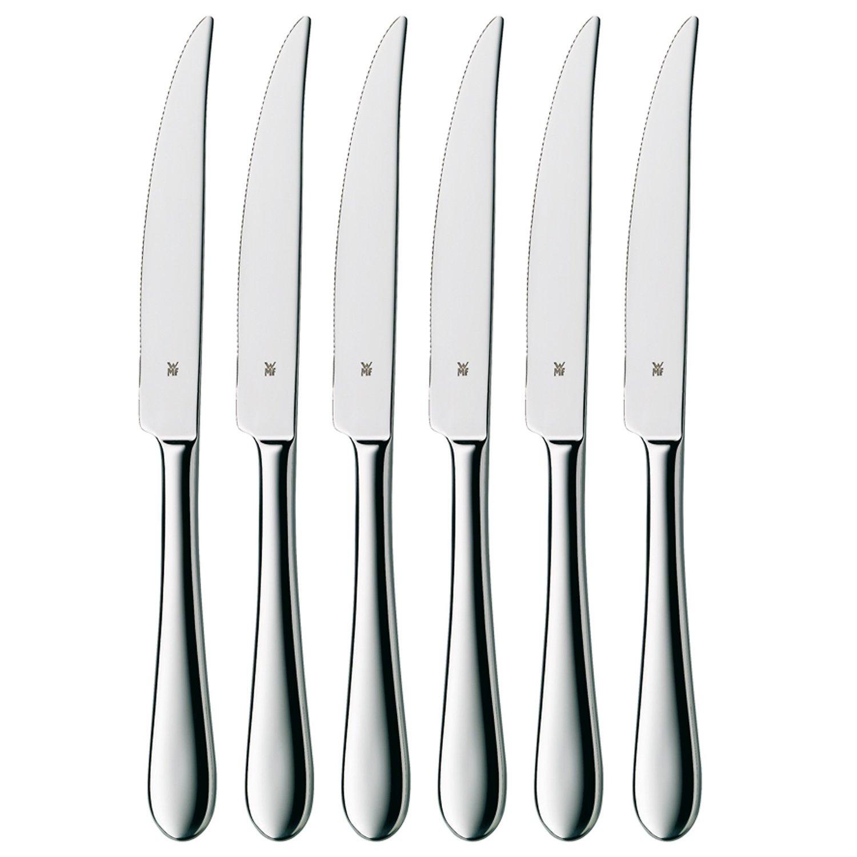 WMF Signum 18/10 Stainless Steel Steak Knife, Set of 6