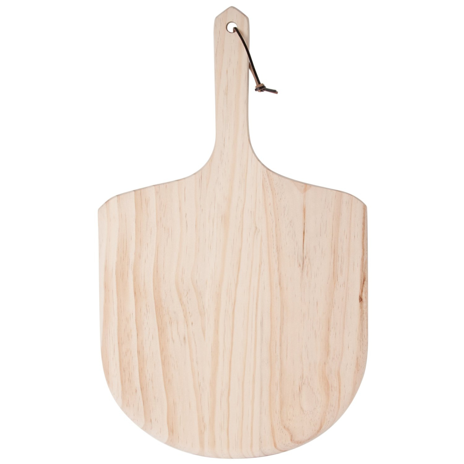 Harold Import Company Solid Wood Pizza Peel, 14 Inch
