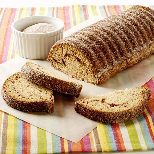 Nordic Ware Assorted Aluminum Cinnamon Bread Loaf Pan