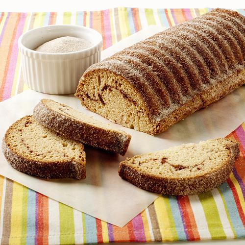 Nordic Ware Assorted Aluminum Cinnamon Bread Loaf Pan
