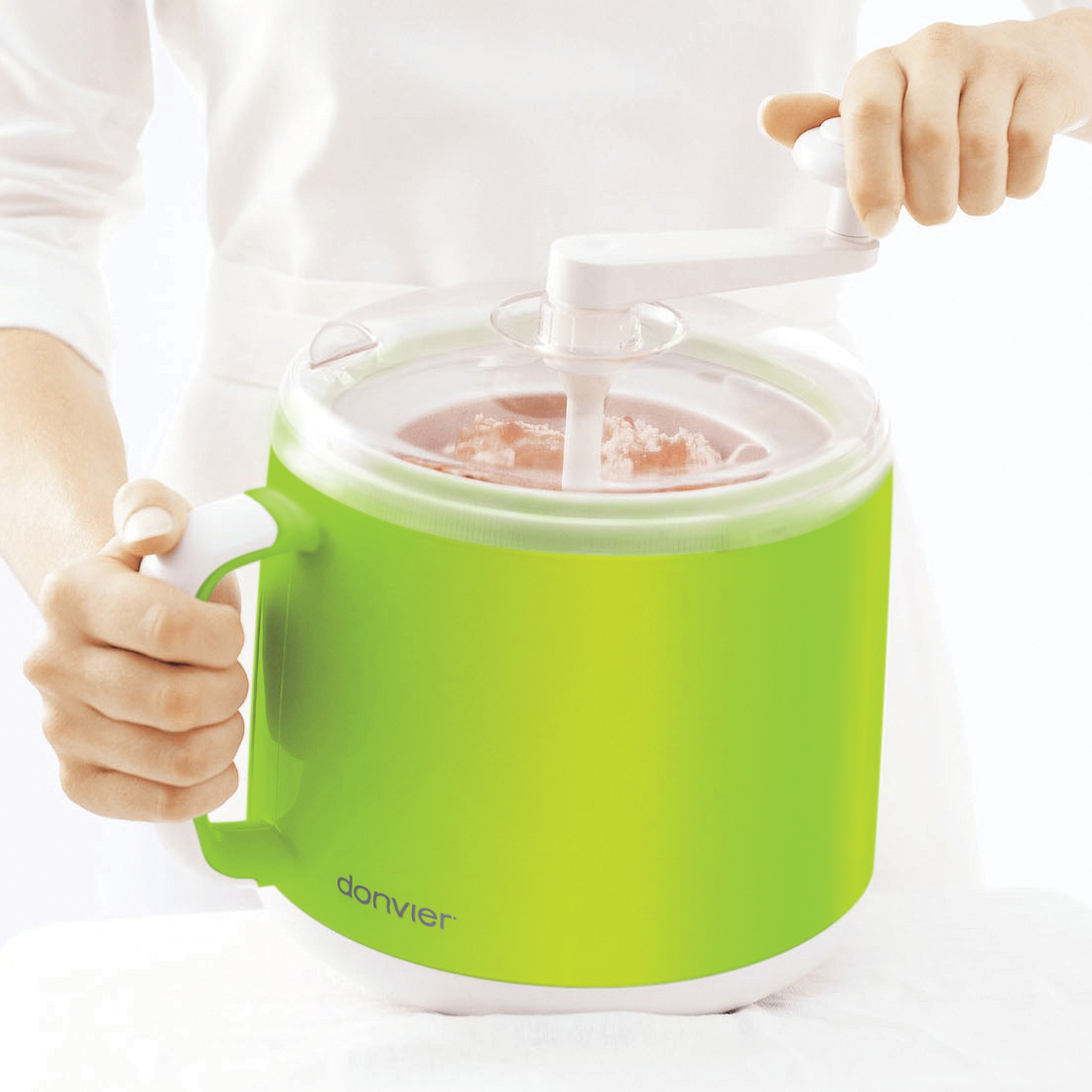 Cuisipro Donvier Green Ice Cream Maker