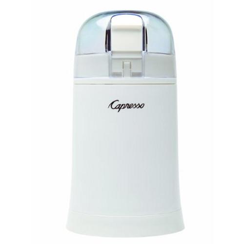 Capresso White Cool Grind Blade Coffee Grinder