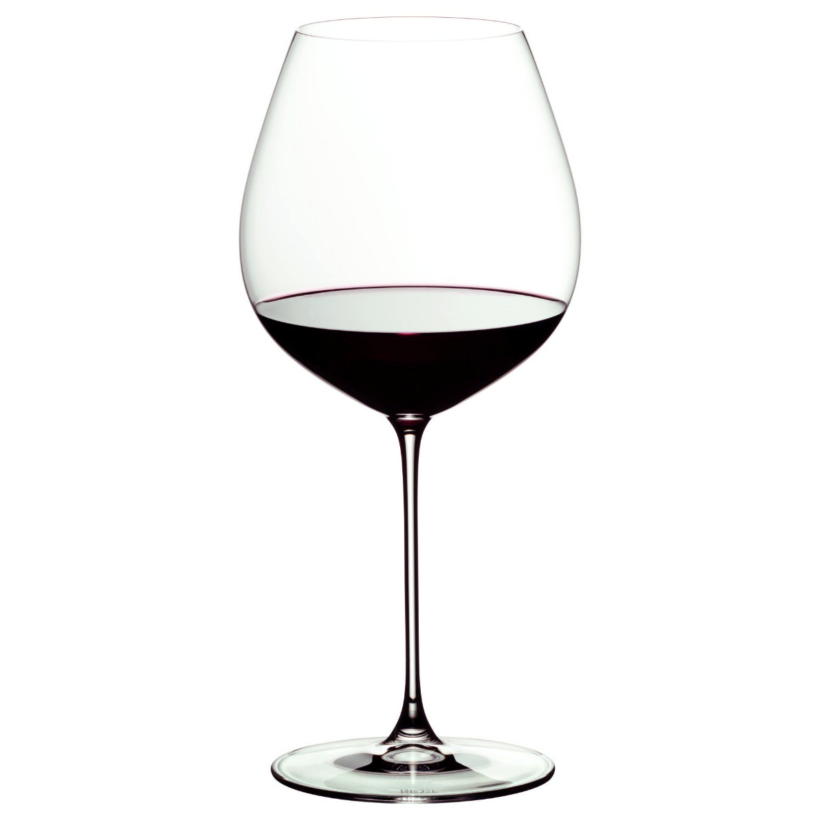Riedel Veritas Leaded Crystal Old World Pinot Noir Glass, Set of 2