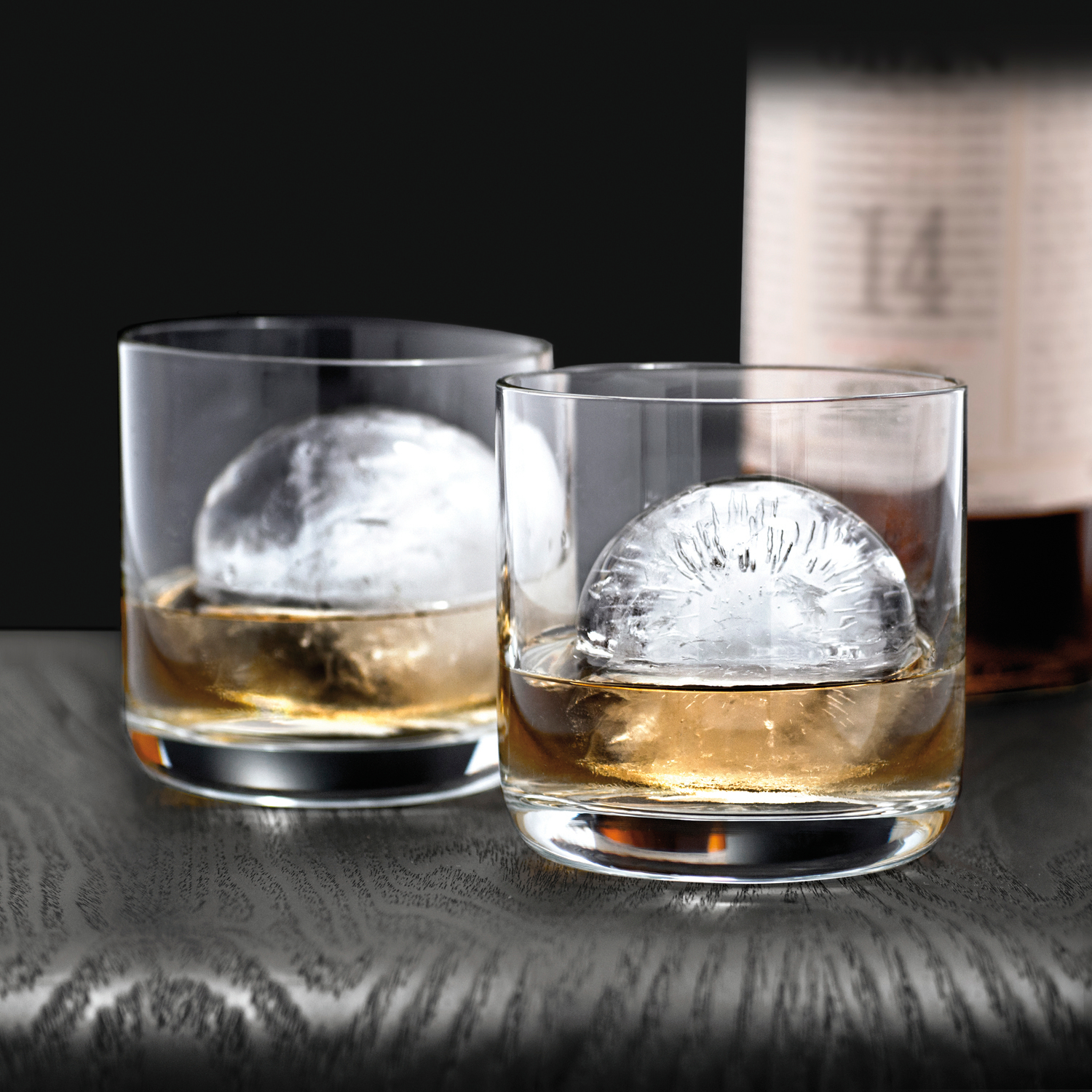 Tovolo Sphere Ice Mold, Set of 2
