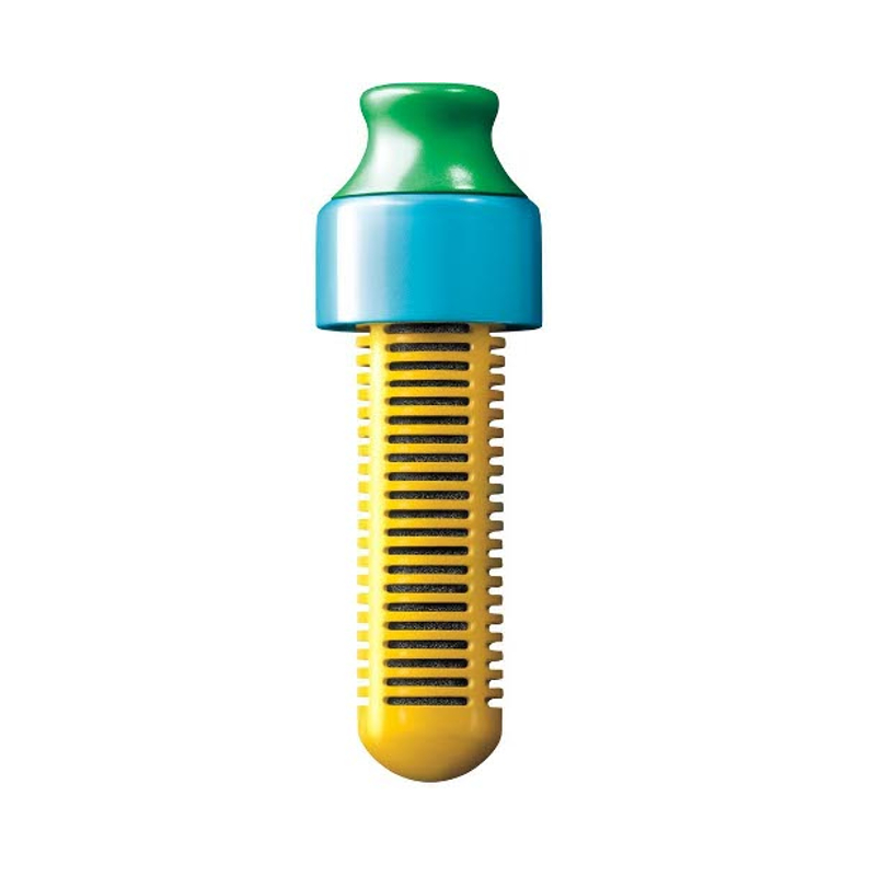 Bobble Kids Water Bottle Blue Band Tri-Color Replacement Filter