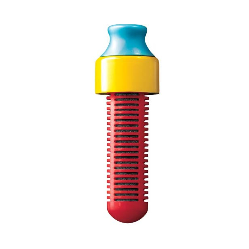 Bobble Kids Water Bottle Yellow Band Tri-Color Replacement Filter