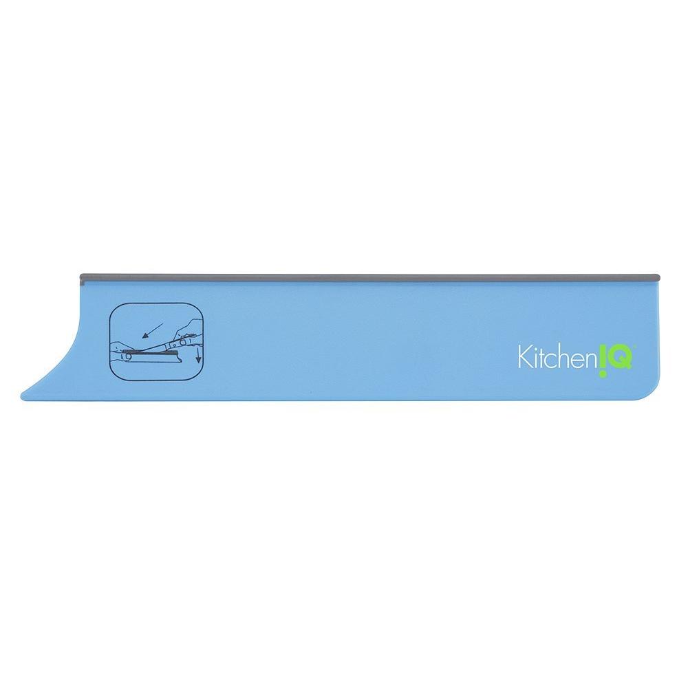KitchenIQ Blue Plastic Large Edge Protector