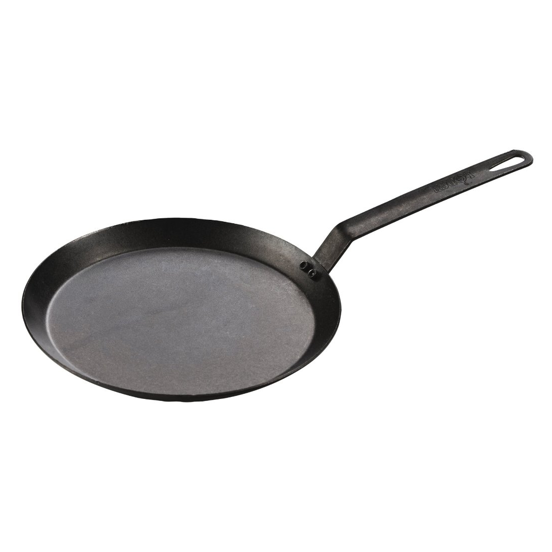 Lodge Pre-Seasoned Carbon Steel 11 Inch Round Griddle