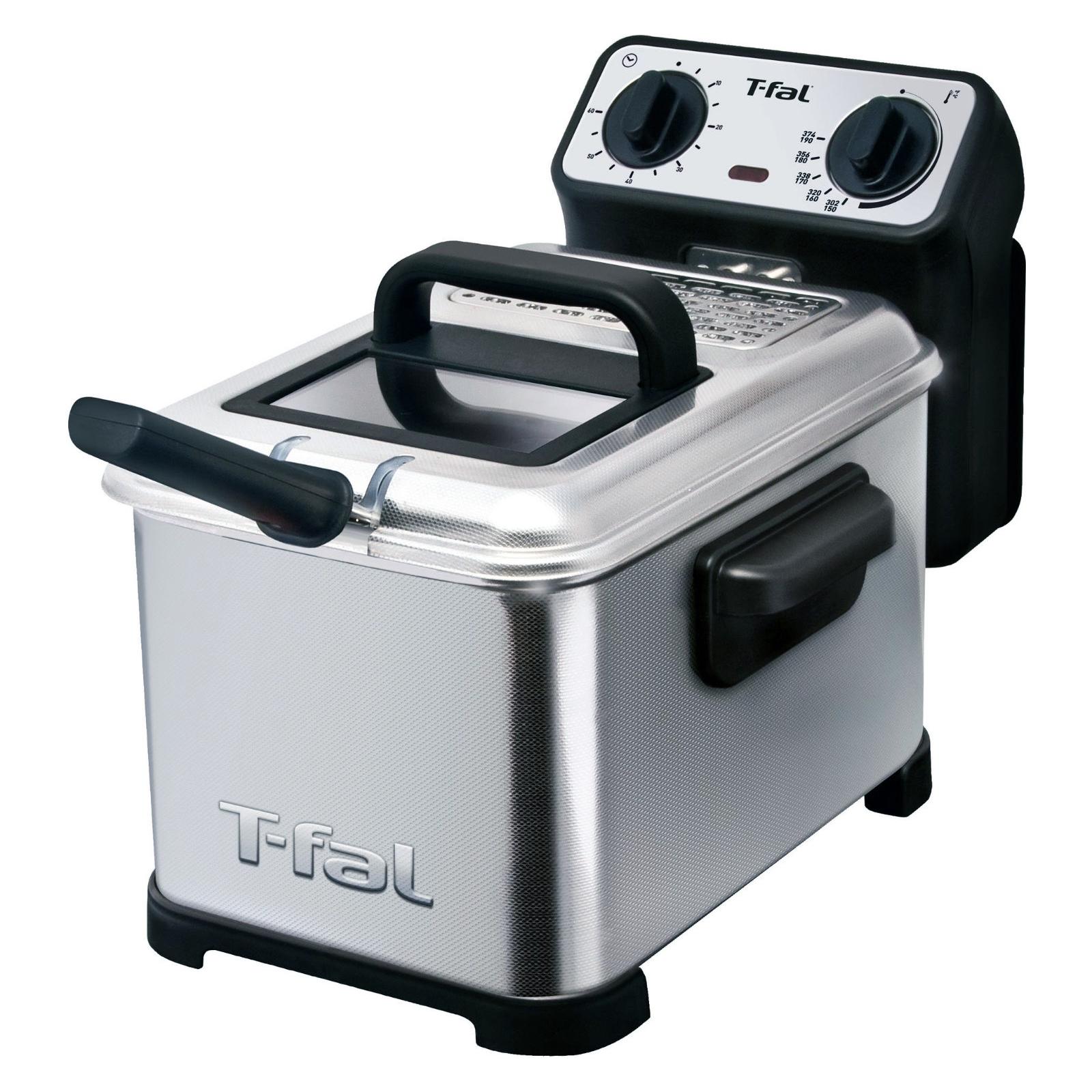 Emeril by T-Fal Family Pro 3 Liter Deep Fryer