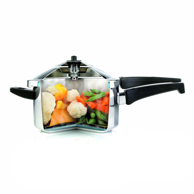 Kuhn Rikon Duromatic 8 Quart Stockpot Pressure Cooker