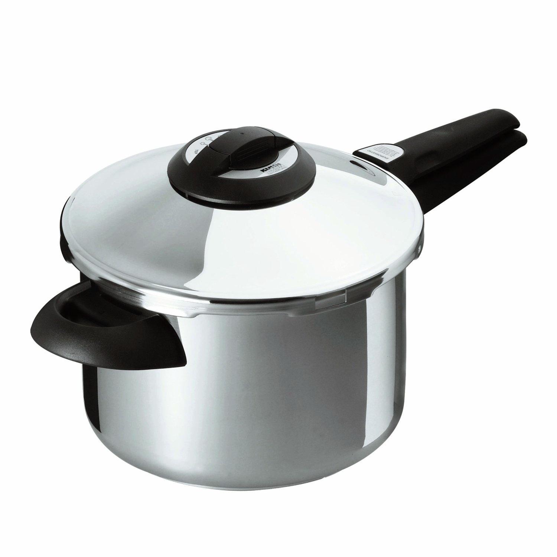 Kuhn Rikon Duromatic 7 Quart Top Model Pressure Cooker