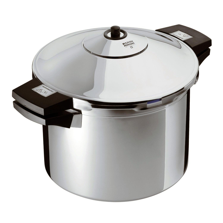 Kuhn Rikon Duromatic 6 Quart Stockpot Pressure Cooker