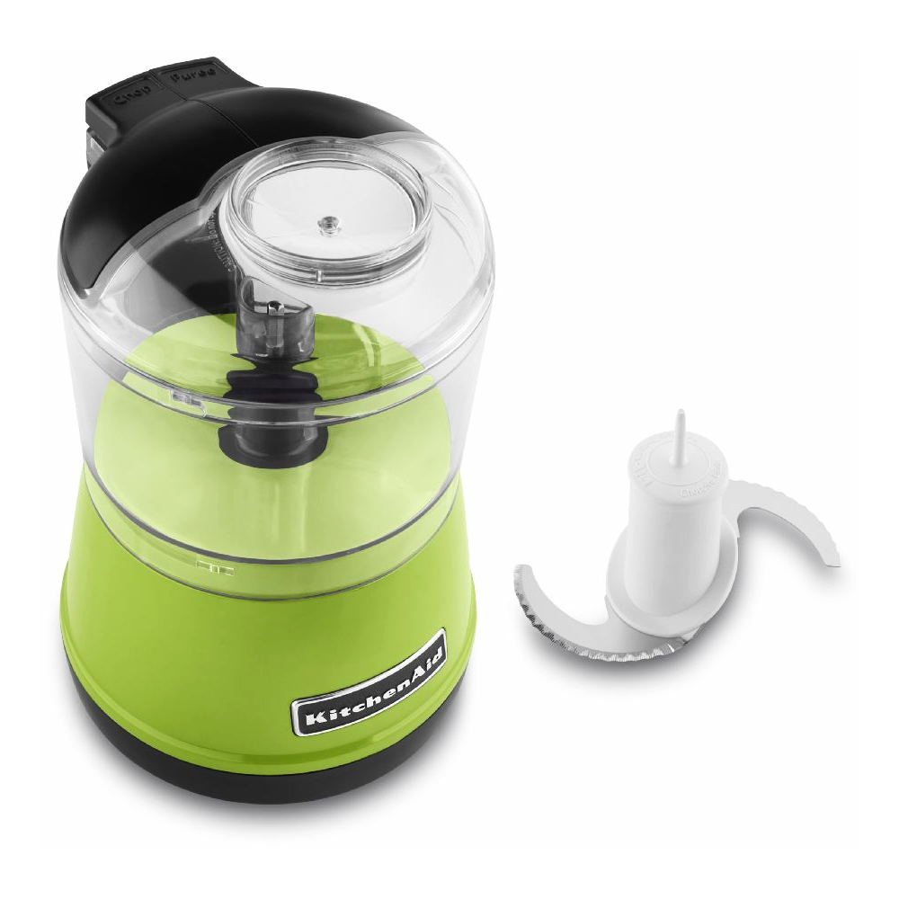 KitchenAid Green Apple 3.5 Cup Food Chopper