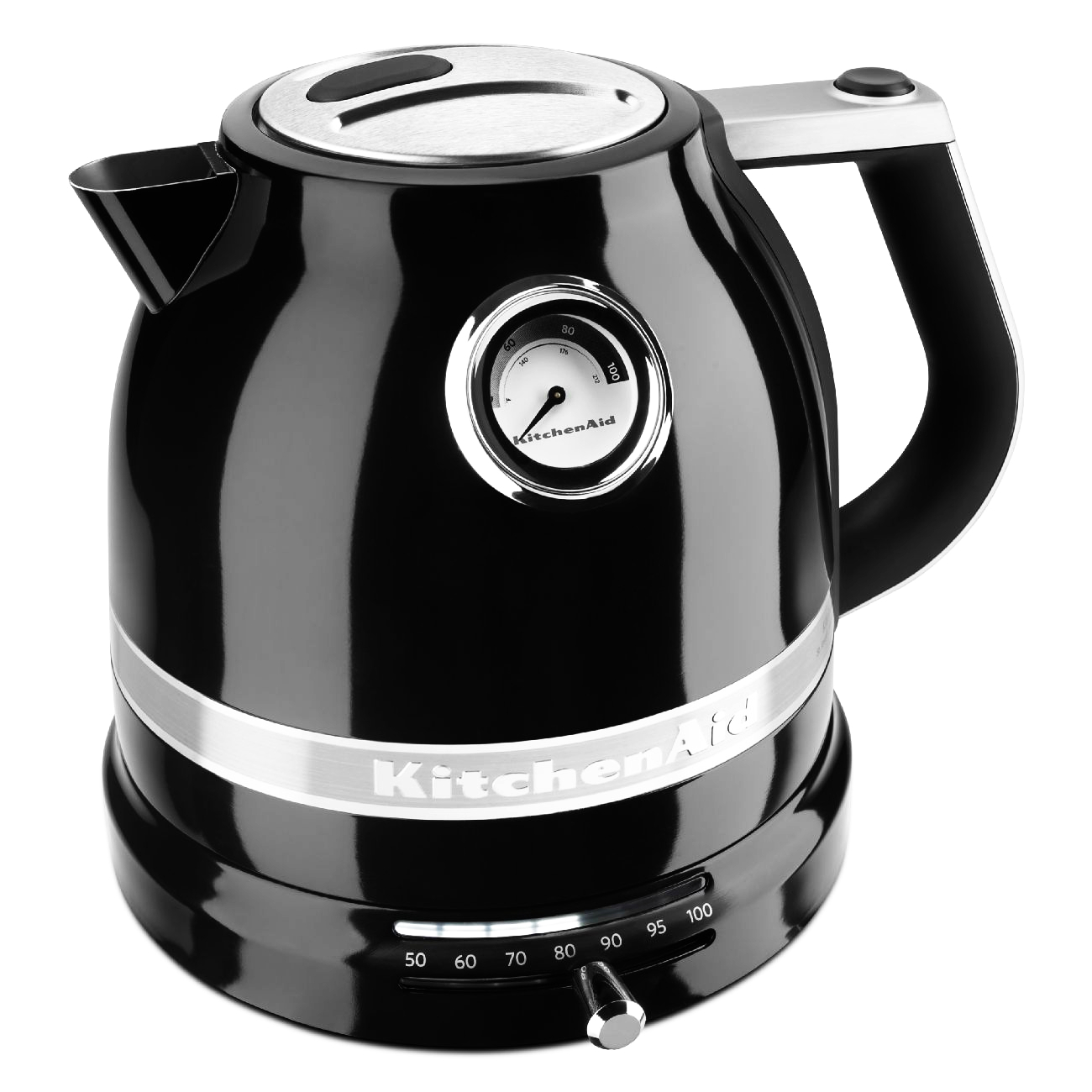 KitchenAid Pro Line Onyx Black 1.5 Liter Electric Kettle