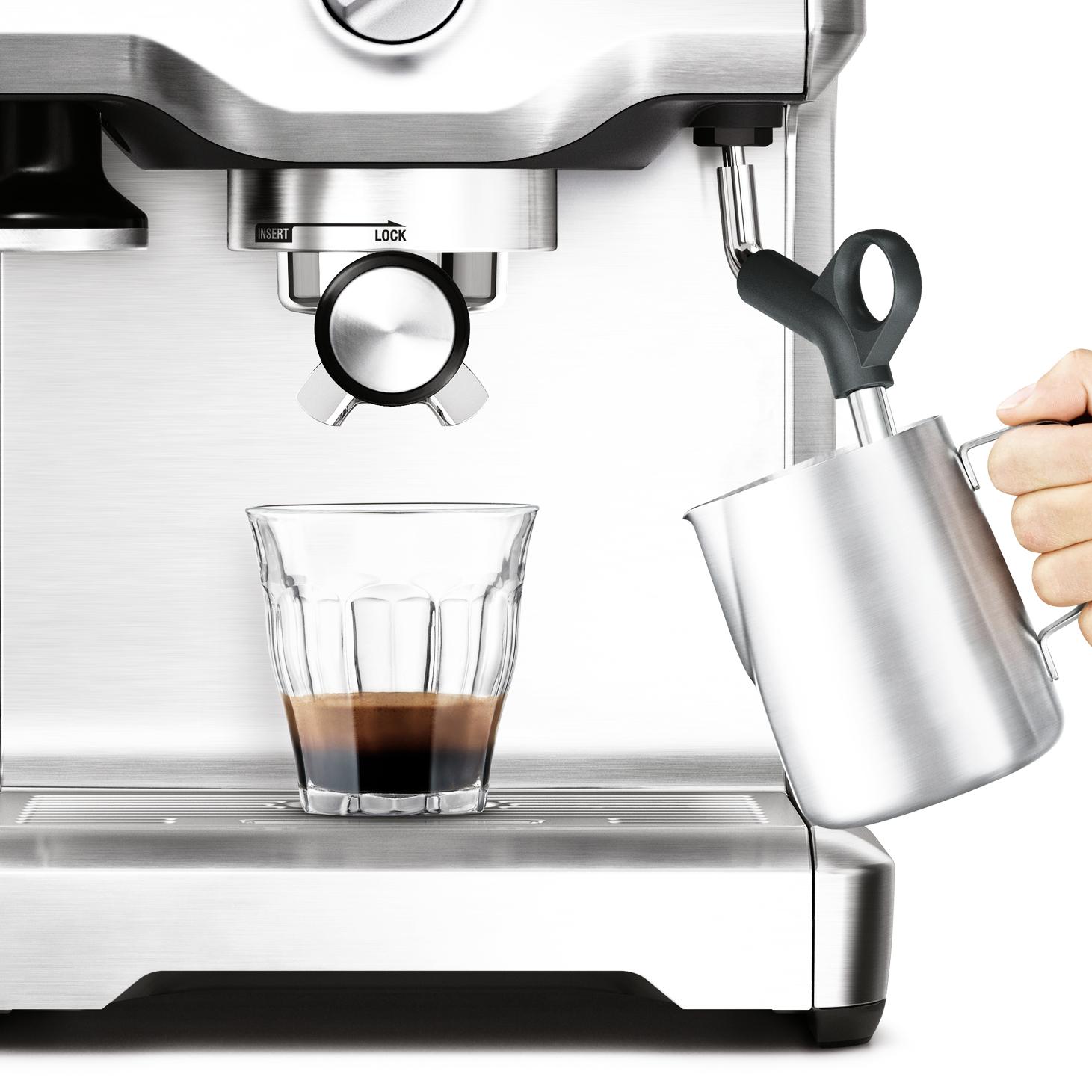 Breville Stainless Steel Duo-Temp Pro Espresso Machine