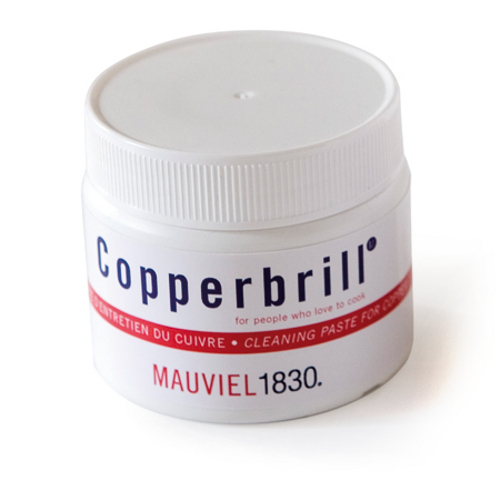 Mauviel M'plus Copperbrill Copper Cleaner, 150 mL