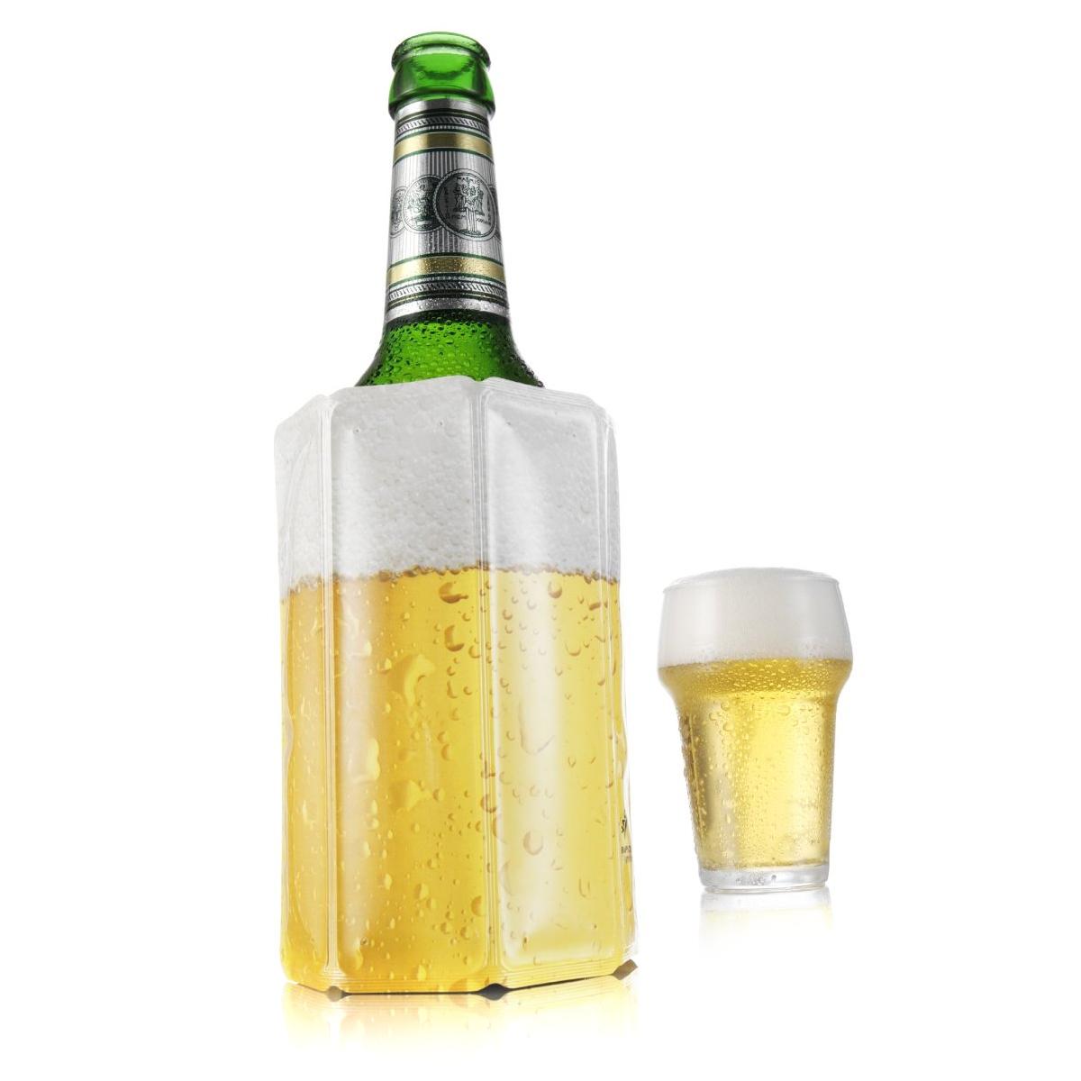 VacuVin Beer Bottle Active Beer Cooler Sleeve