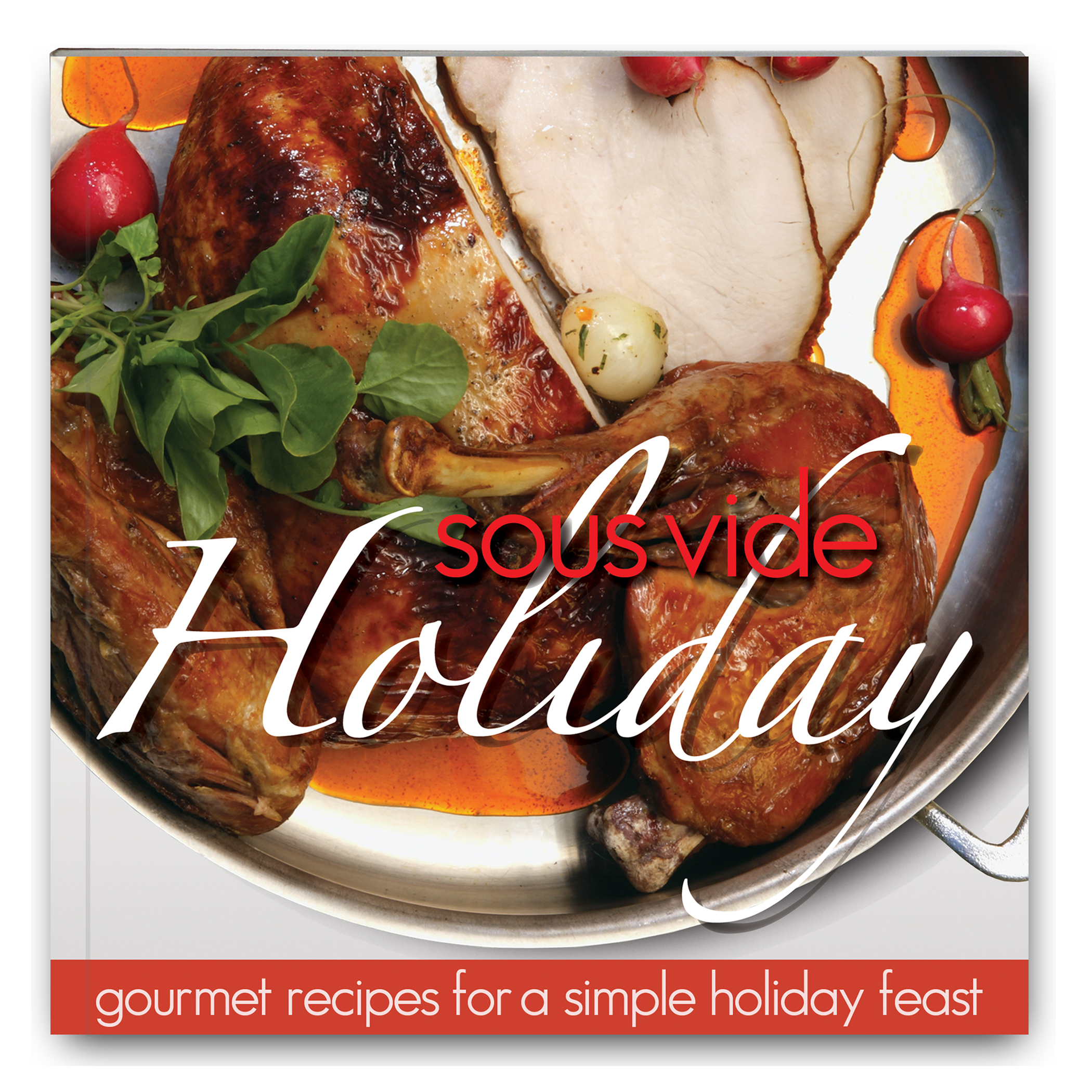 SousVide Holiday Cookbook