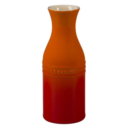 Le Creuset Flame Stoneware Small 350 mL Carafe