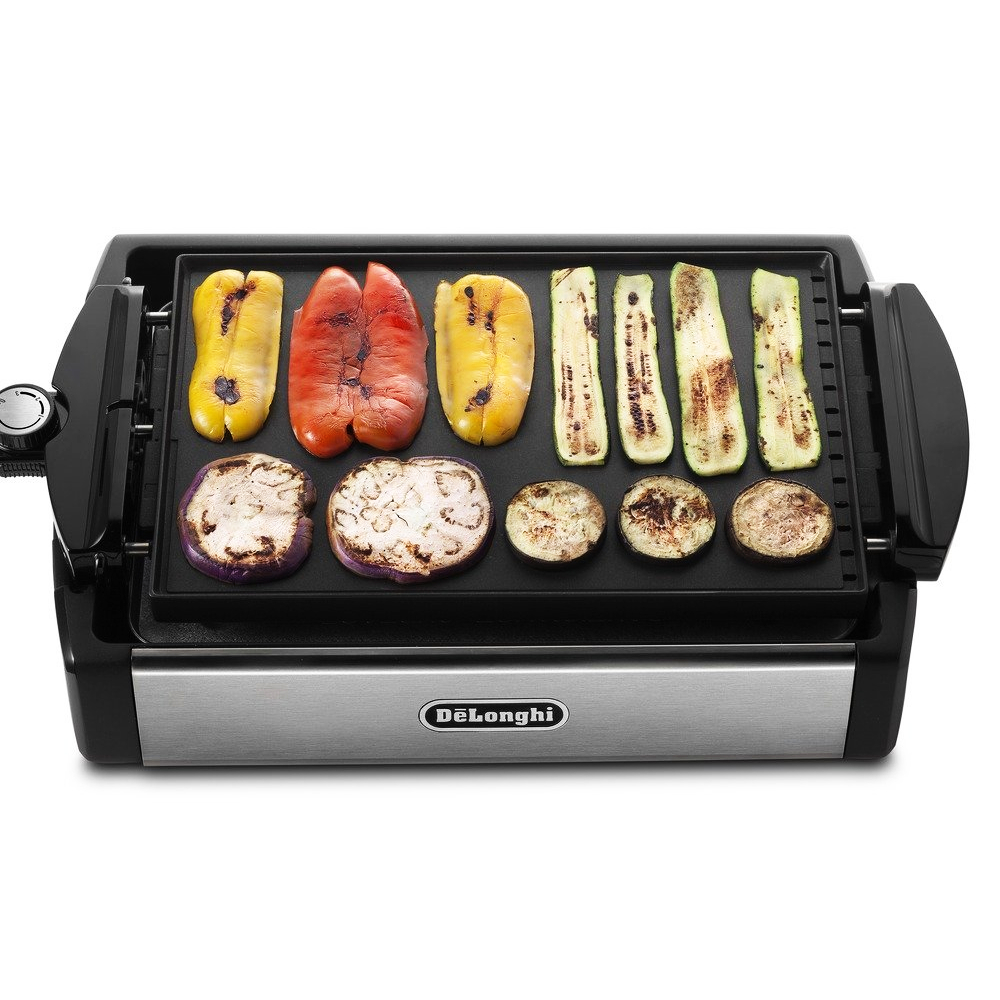 Delonghi Electric Reversible Grill and Griddle