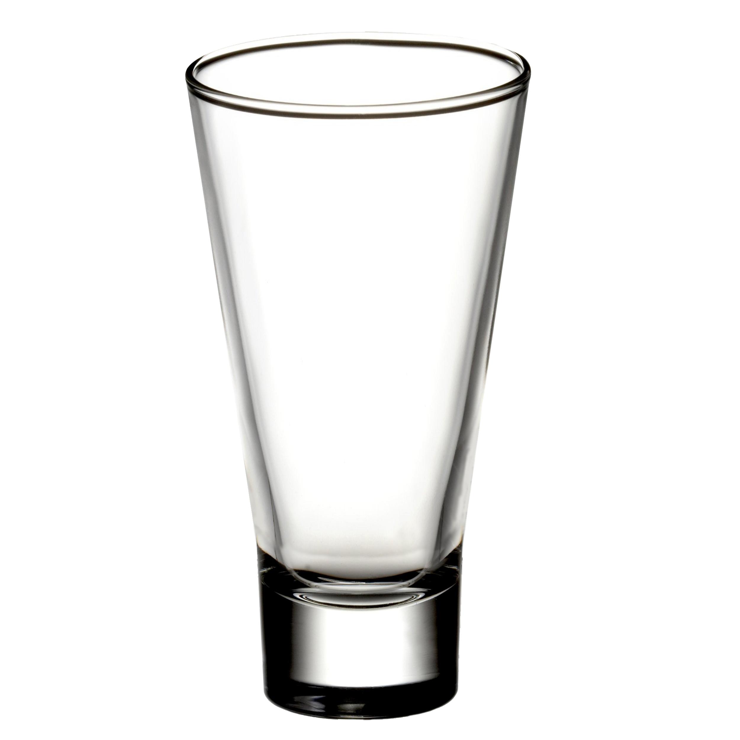 Bormioli Rocco Ypsilon 10.75 Ounce Party Beverage Tumbler, Set of 4