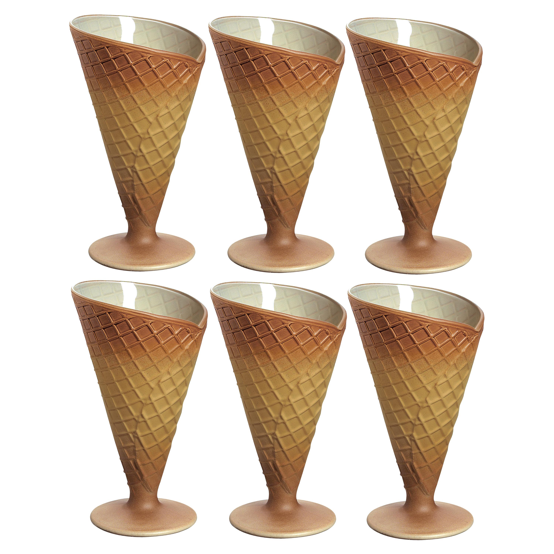 Bormioli Rocco Gelato Biscuit Glass 9.25 Ounce Dessert Cup