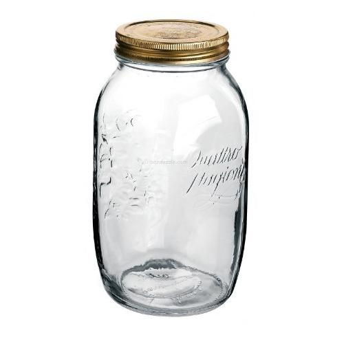 Bormioli Rocco Quattro Stagioni 1.5 Liter Glass Jar