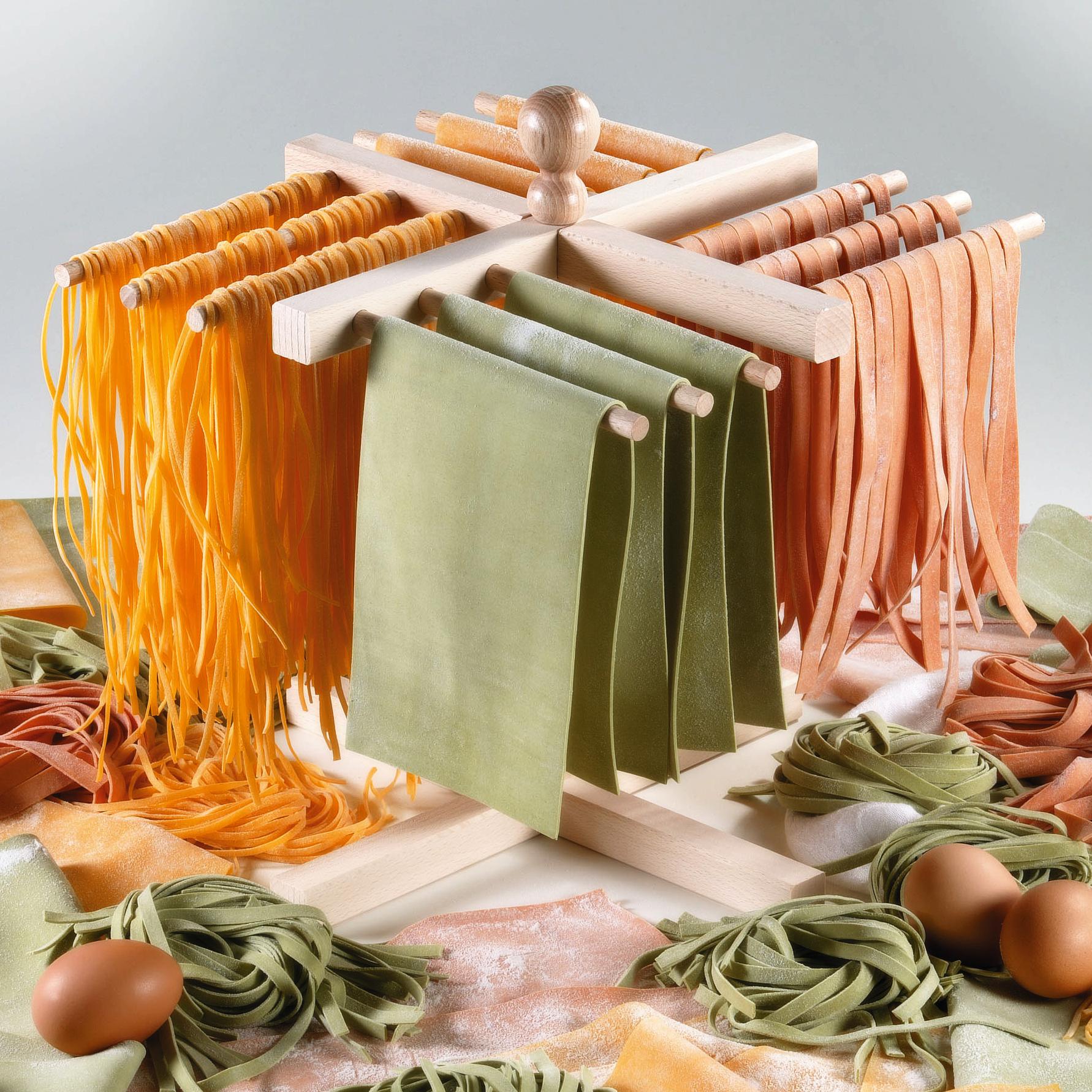 Imperia Beechwood Pasta Drying Rack