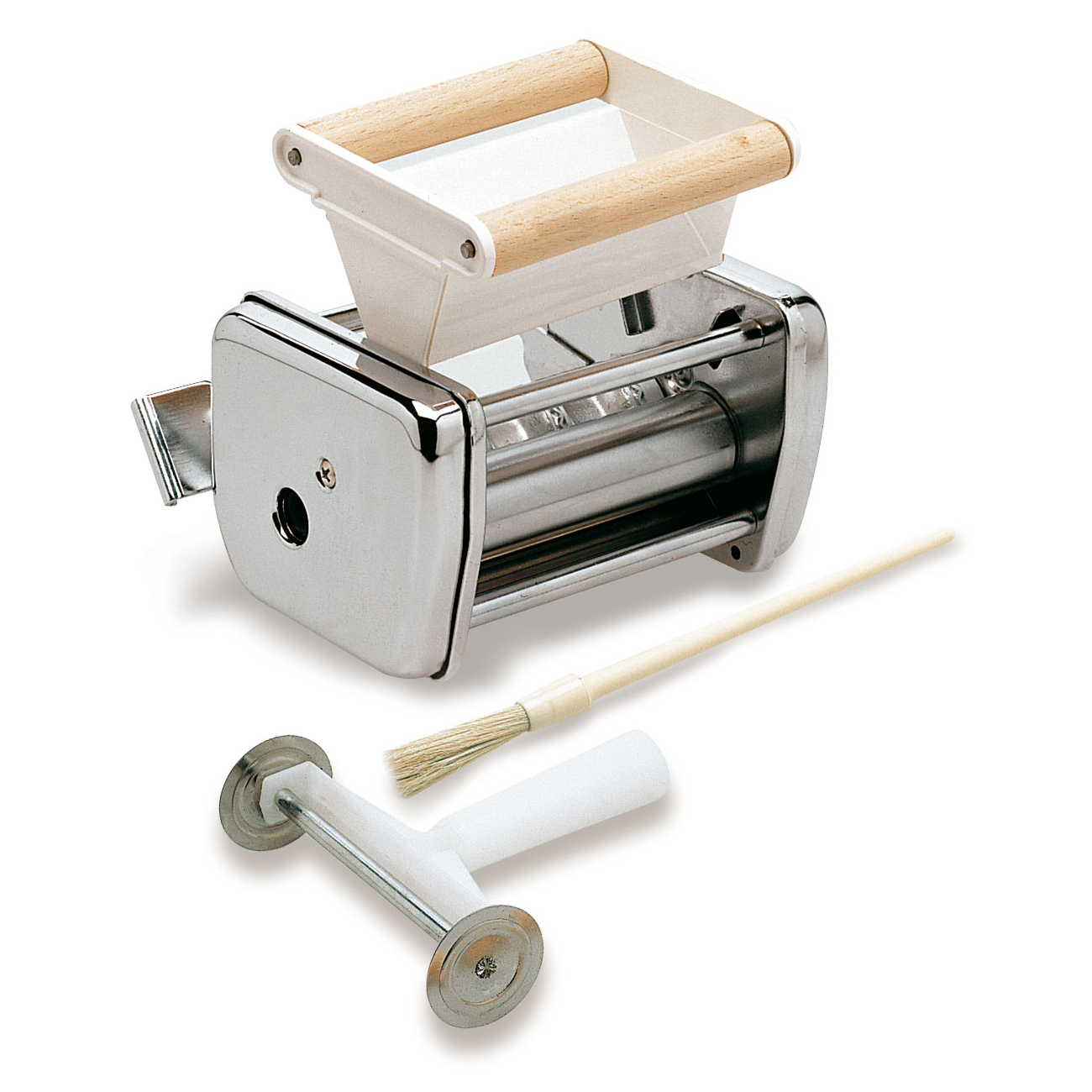 Imperia Stainless Steel Ravioli Maker Attachment