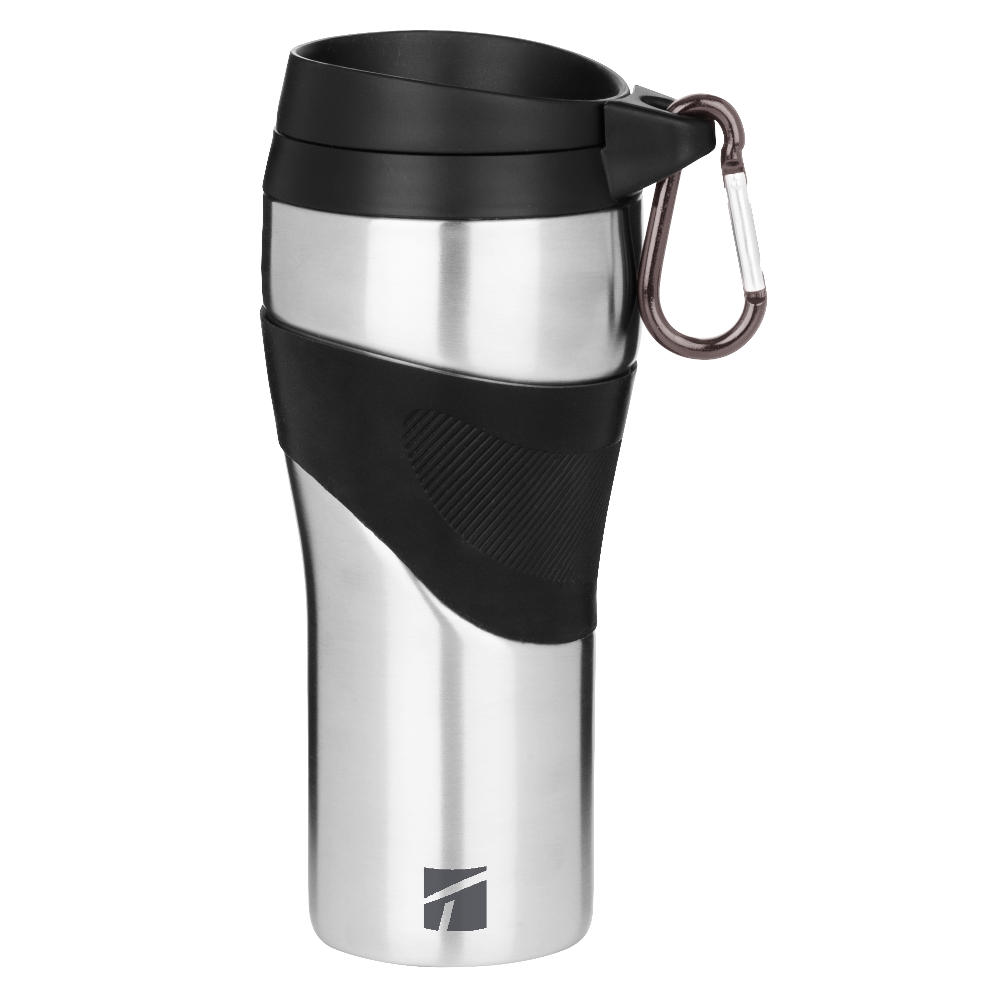 Trudeau Corona Stainless Steel 16 Ounce Travel Tumbler