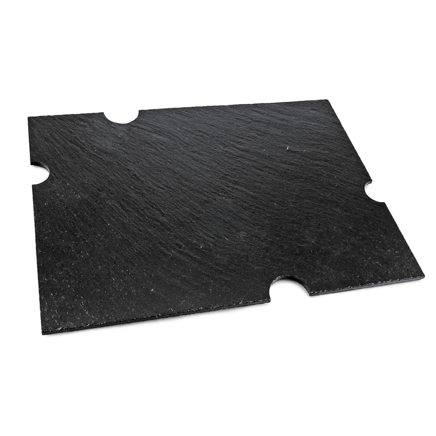 Swissmar Slate Swiss Cheese Board