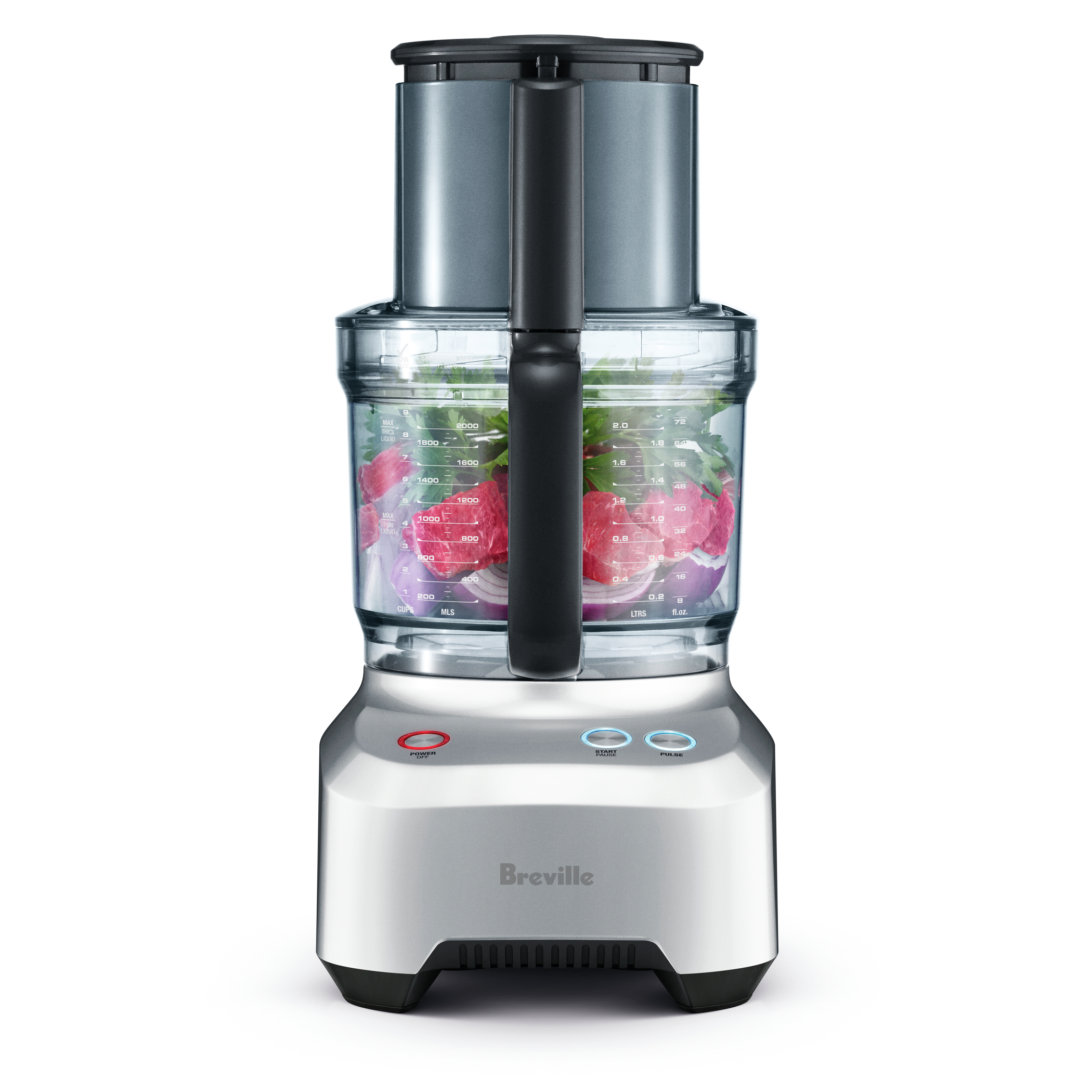 Breville Sous Chef 12 Cup Adjustable Food Processor