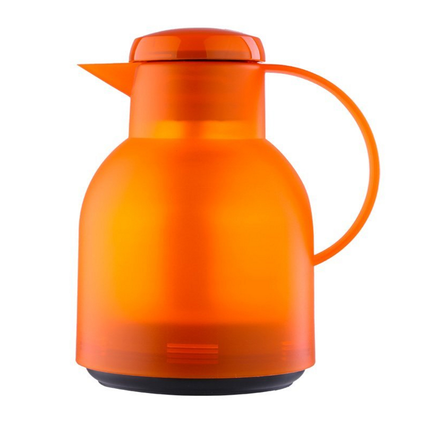 Emsa Samba Quick Press Orange 34 Ounce Carafe