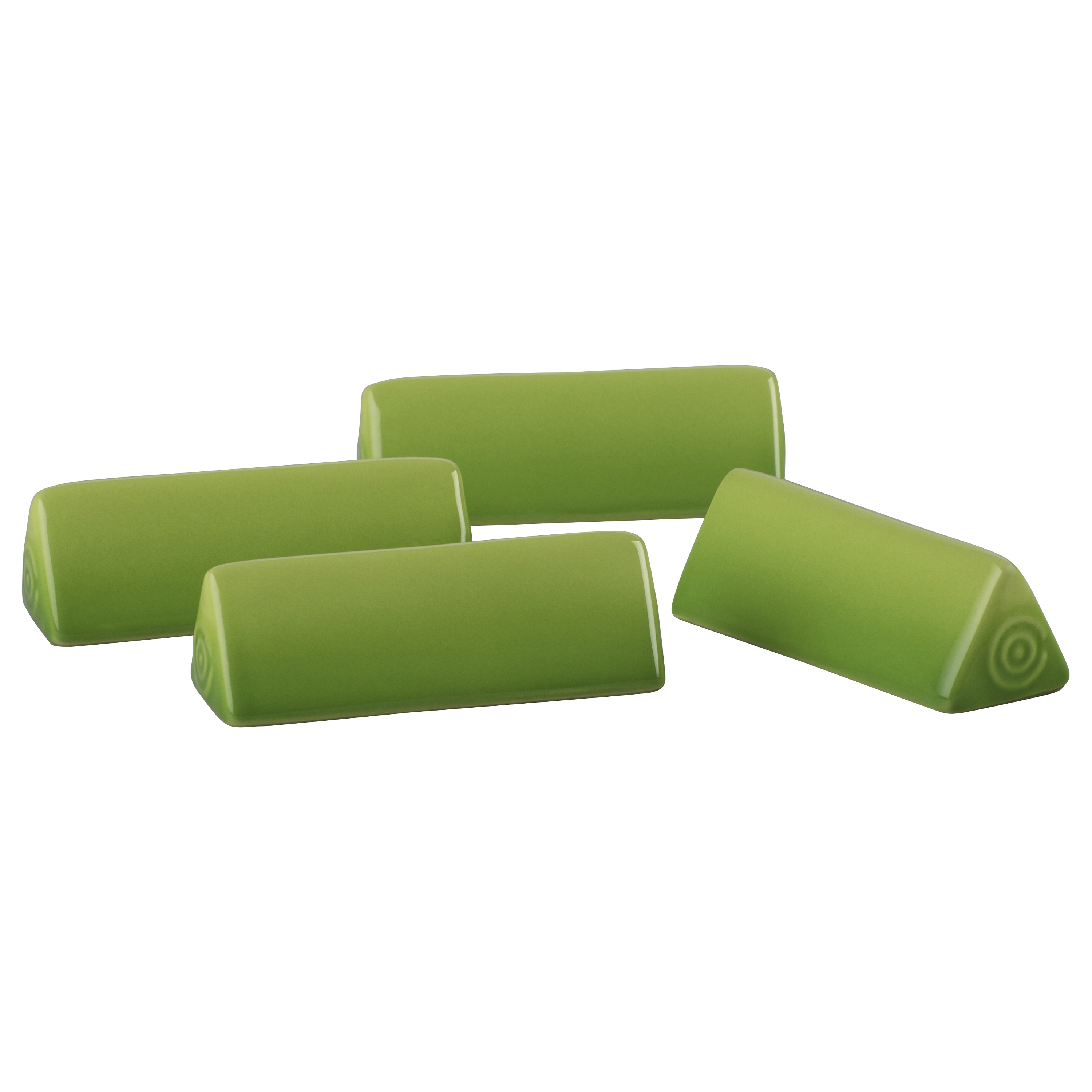 Le Creuset Palm Stoneware Cheese Marker, Set of 4