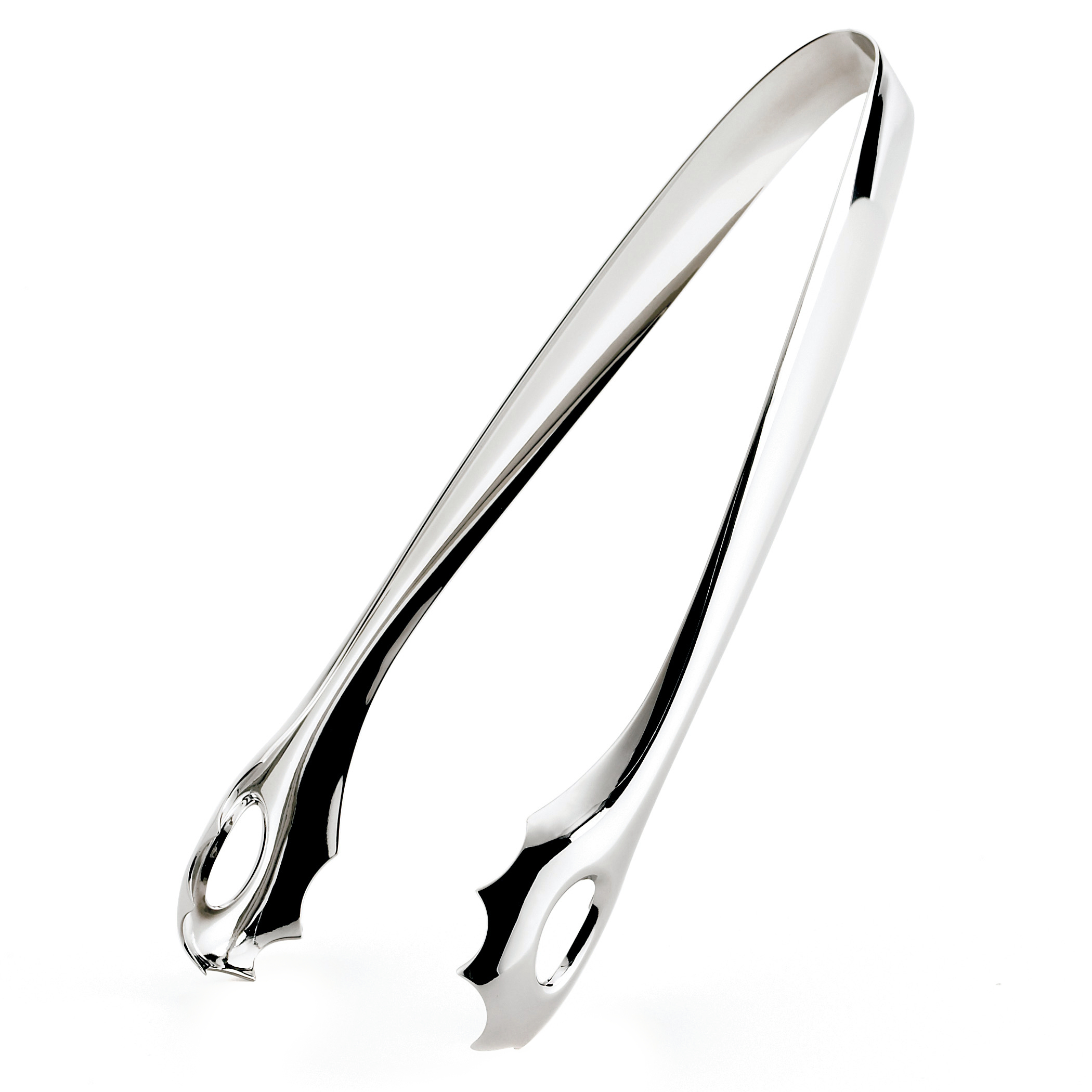 Cuisipro Stainless Steel 7 Inch Ice Tongs