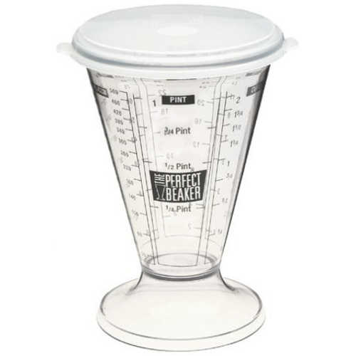 Frieling Perfect Beaker Measuring Cup, 1 Pint