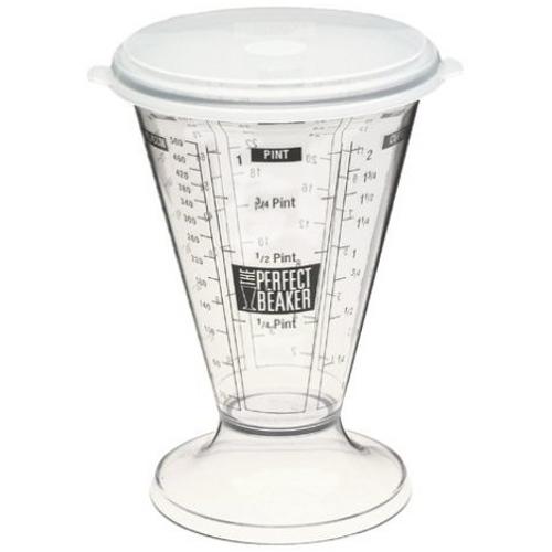 Frieling Perfect Beaker Measuring Cup, 1 Pint