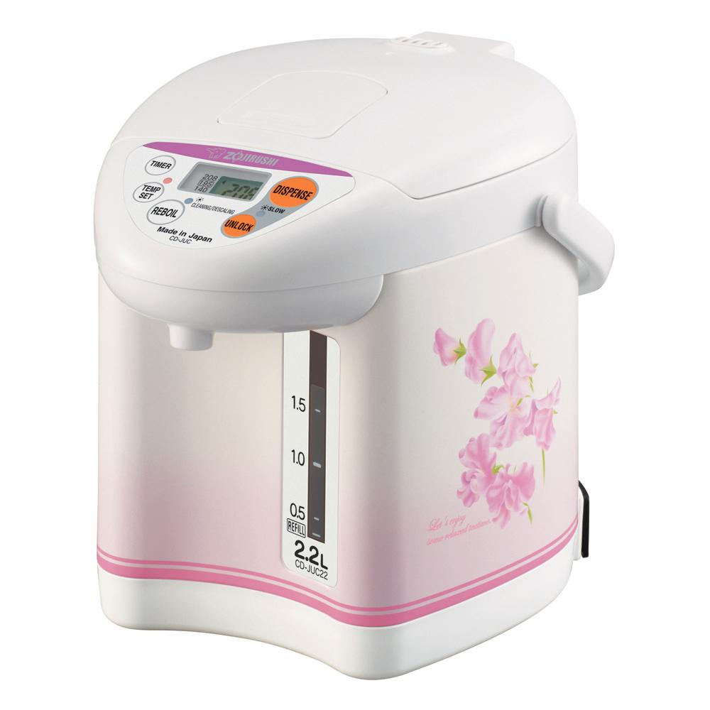 Zojirushi Micom Sweet Pea 74 Ounce Water Boiler and Warmer