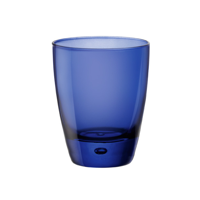Bormioli Rocco Luna Midnight Blue 11.5 Ounce DOF Glass