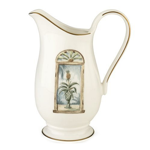 Lenox British Colonial China 20 Ounce Creamer Carafe