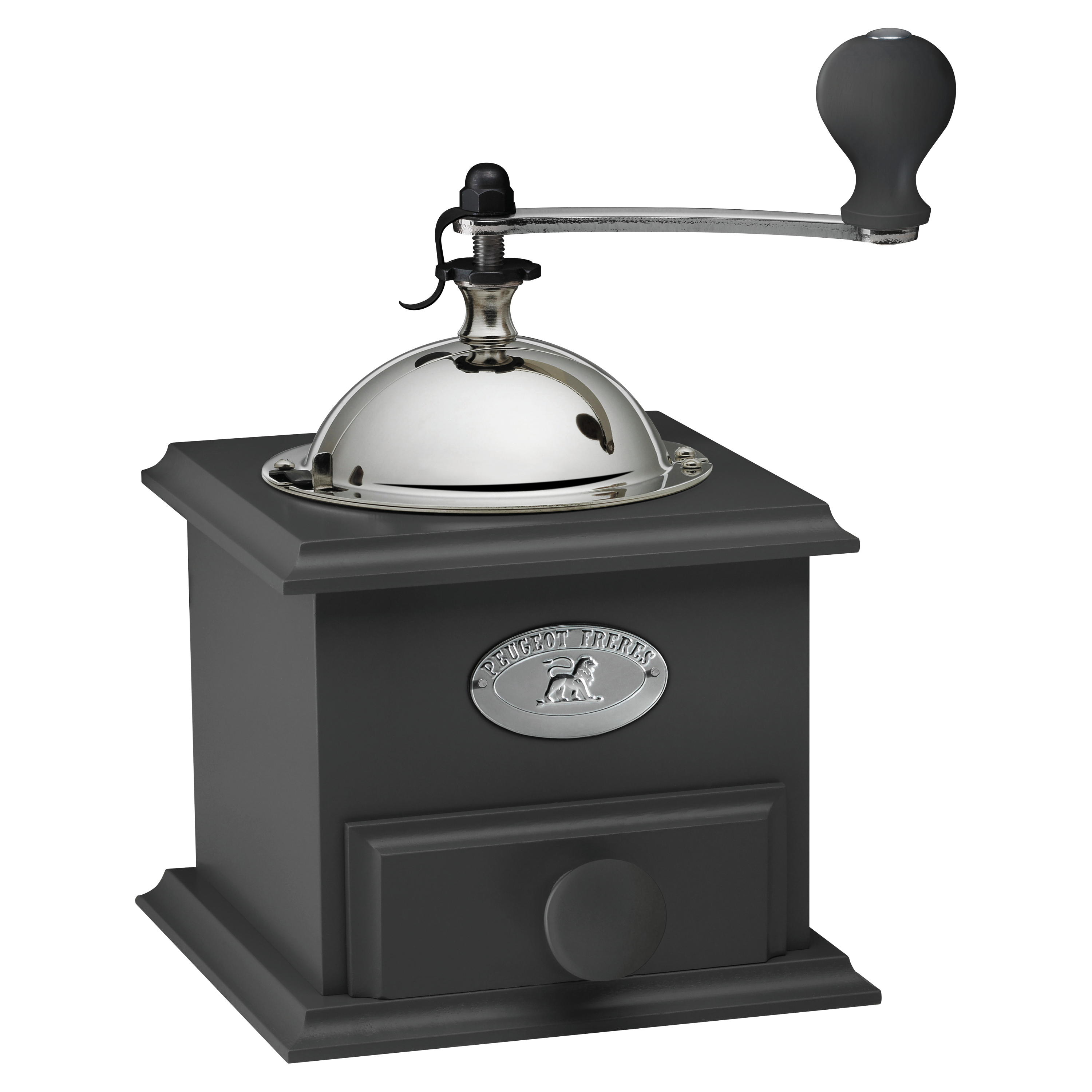 Peugeot Cottage Grey Beech Wood Coffee Mill