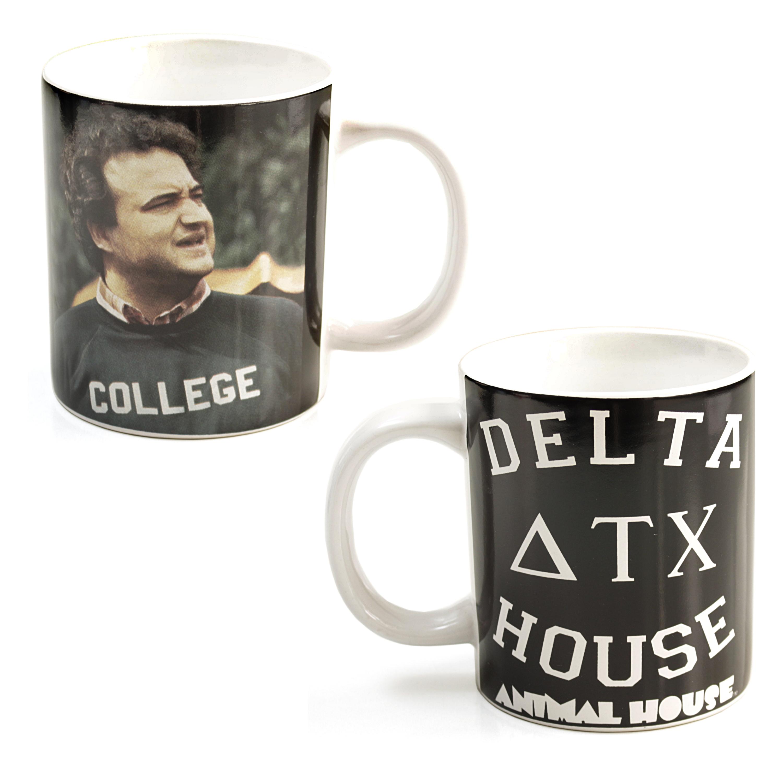 Animal House Movie Delta House Ceramic 12 Ounce Coffee Mug