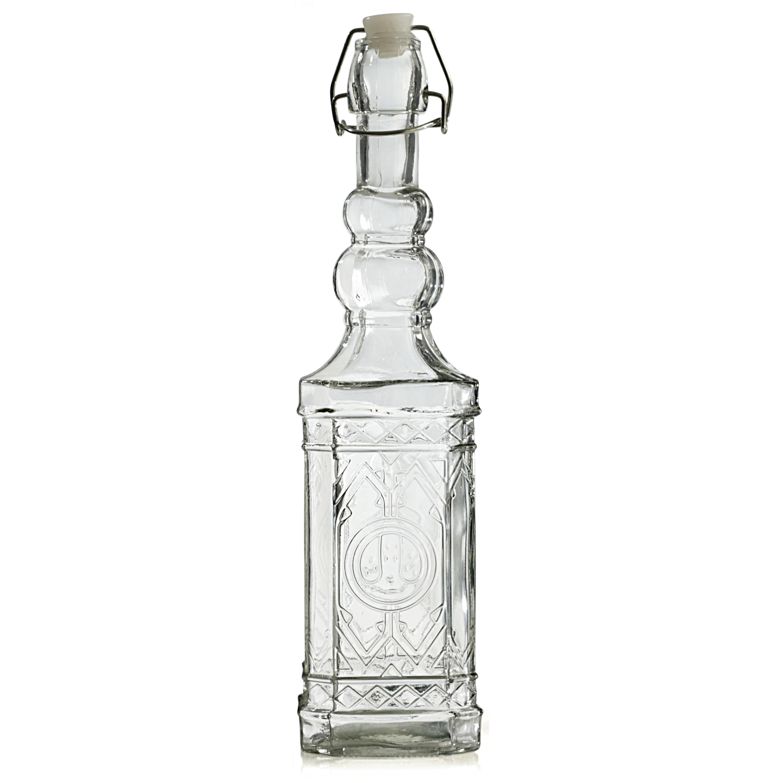 Grant Howard Firenze Square Clip Top 20 Ounce Cruet