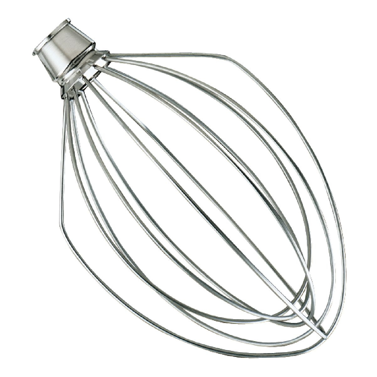 KitchenAid Stainless Steel 6 Wire Whip Stand Mixer Attachment