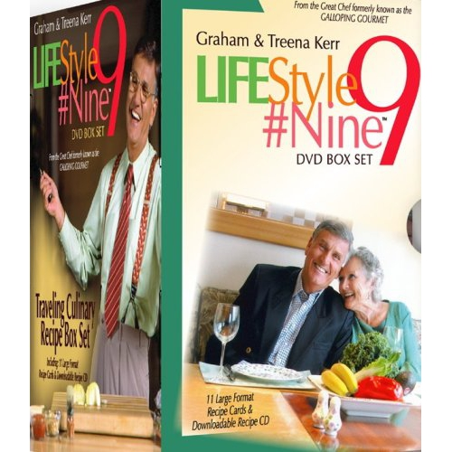 Graham and Treena Kerr Lifestyle #9 DVD Box Set