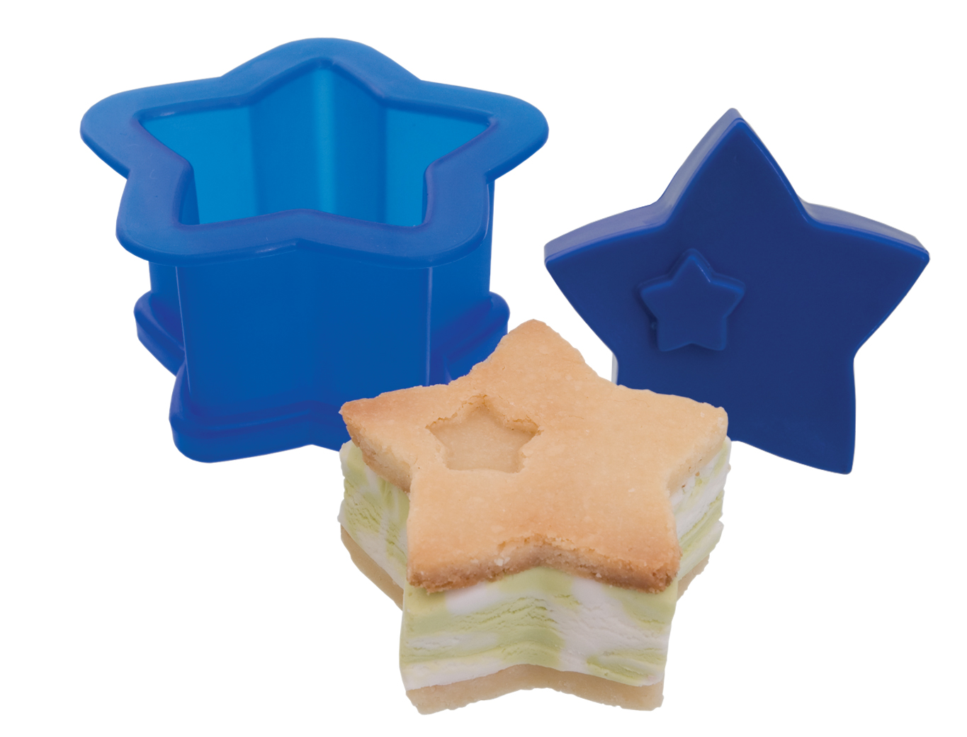Tovolo Classic Icons Ice Cream Sandwich Molds - Set of 3