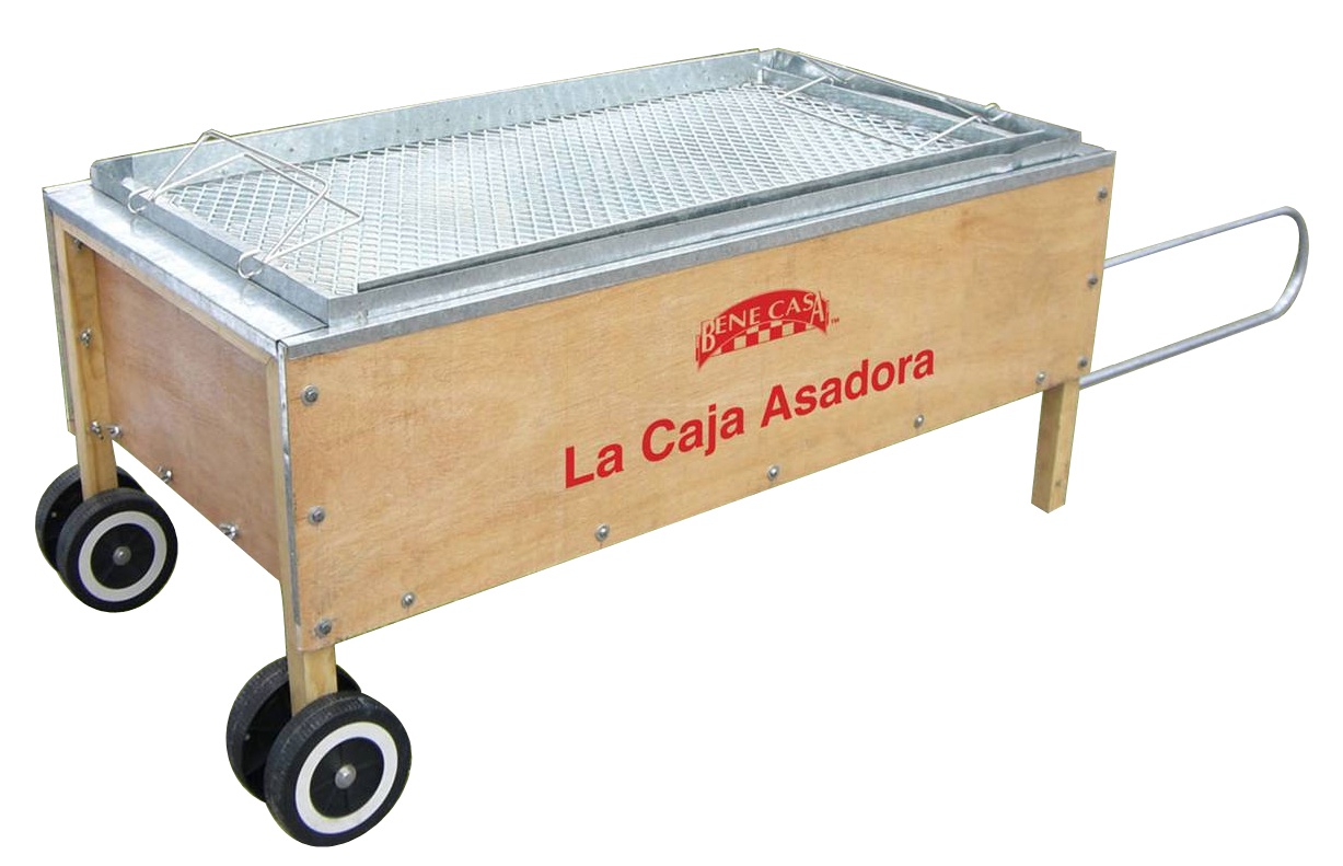 Caja Asadora Large Portable Pit Barbecue Pig Roaster