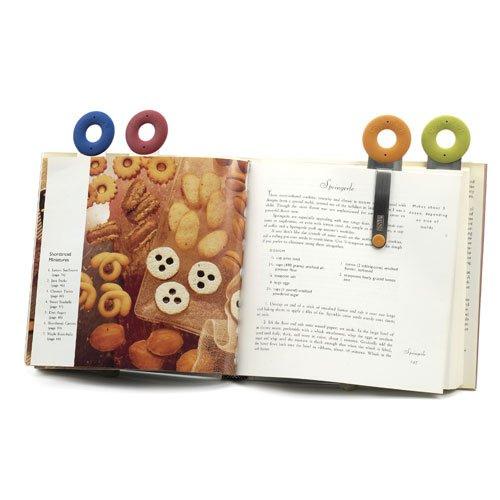 RSVP CookMark Bookmark, Set of 4